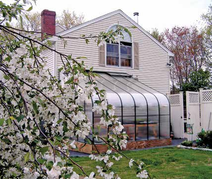 Pacific Home Attached Polycarbonate