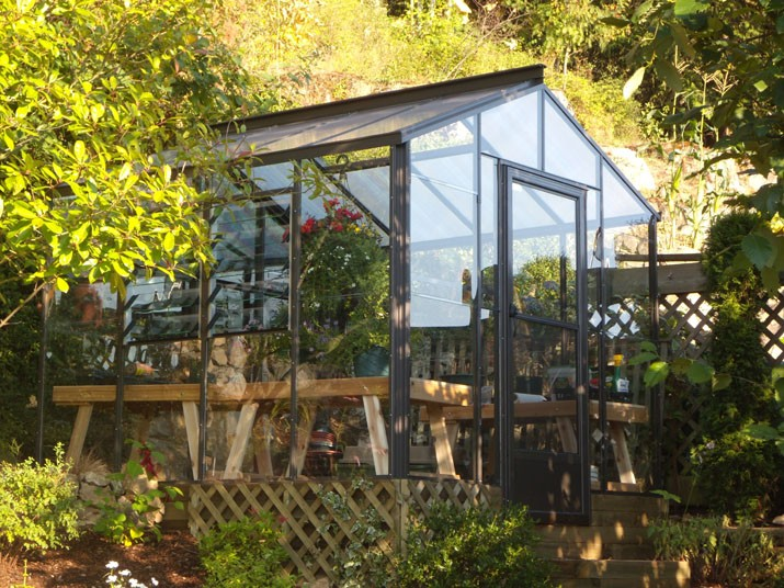 The Legacy 8×8 Greenhouse