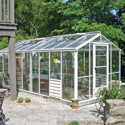 Double Glass Greenhouses