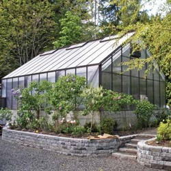 Twin Wall Polycarbonate Greenhouses